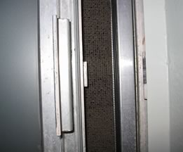 The locks on our aluminum windows were flimsy and would easy for a burglar to break.